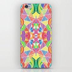 Kaleidoscopic Zen iPhone & iPod Skin