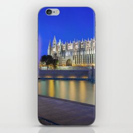 Palma Cathedral,Mallorca,Spain iPhone Skin