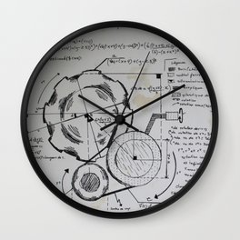 Mechanism  #1 Wall Clock