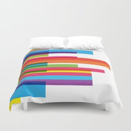 sexy colors Duvet Cover