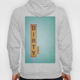 """Poster """"Dirty Pool"""" Hoody"""