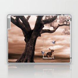 Woodland swing Laptop & iPad Skin
