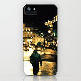 Warm Nights in Lisbon iPhone Case