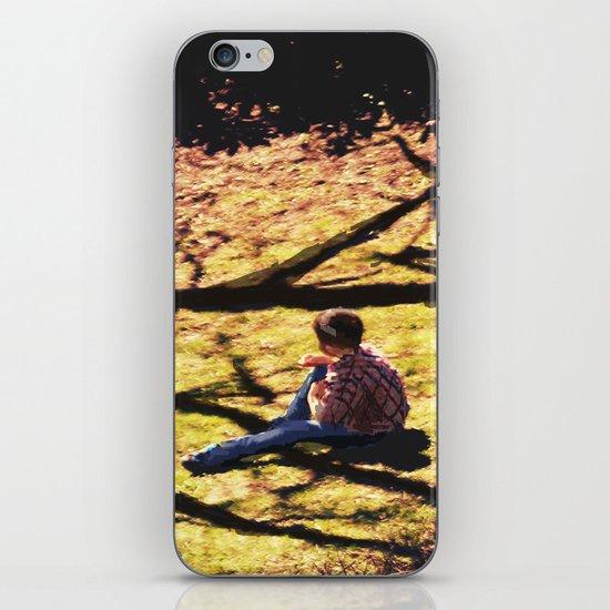 Sail Away in a Daydream iPhone & iPod Skin