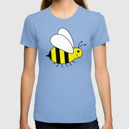 Bumble Bee Pattern T-shirt