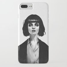 Mrs Mia Wallace iPhone 7 Plus Slim Case