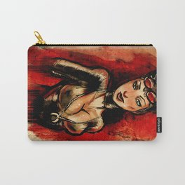 Catwoman's Bust(y) Carry-All Pouch