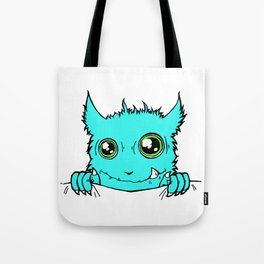 Little Monster 1 Tote Bag