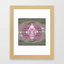 4U Framed Art Print