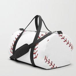 Baseball Laces Duffle Bag