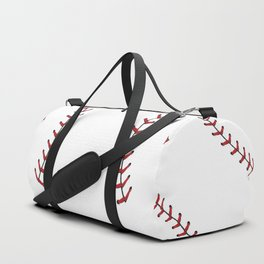 Baseball Laces Duffle Bag