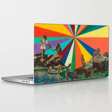 Summer Vacation Laptop & iPad Skin