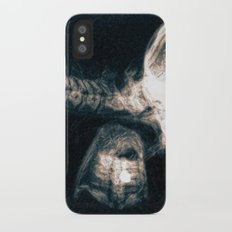 Pain in the Neck Slim Case iPhone X