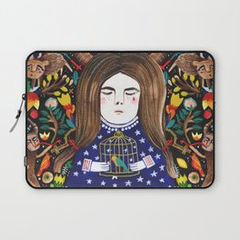 The Land of Untold Stories Laptop Sleeve