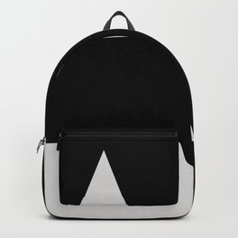 Abstract Form 01 Backpack