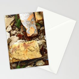 Diamond Can Be Rough Stationery Cards