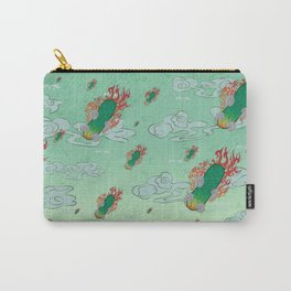 Picklepocalypse - Pickles Rain From Above Carry-All Pouch