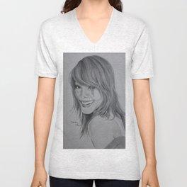 Janet Jackson Unisex V-Neck