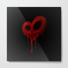 Tainted Love Metal Print