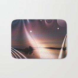 Magical Night Bath Mat