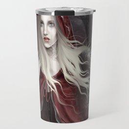 Red Riding Hood (Chaperon Rouge) Travel Mug