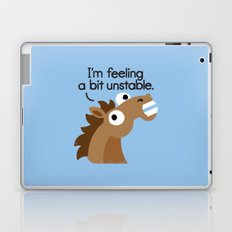 Trigger Warning Laptop & iPad Skin