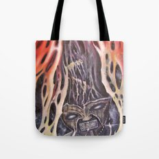 Hothead Tote Bag