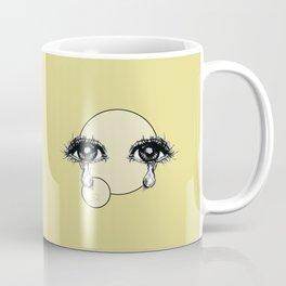 Cut the Tears Coffee Mug