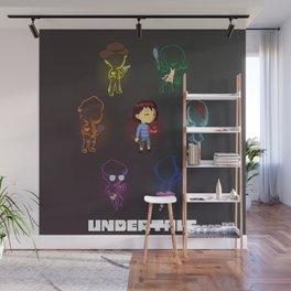 Undertale Souls Wall Mural