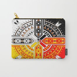 The Four Directions Carry-All Pouch