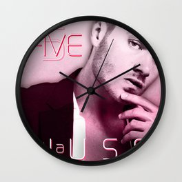 F*ckin' Five Wall Clock