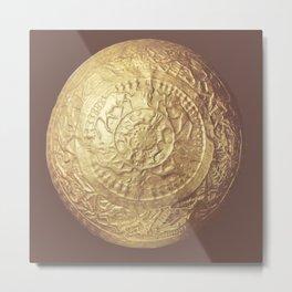 Ugarit Vase Metal Print