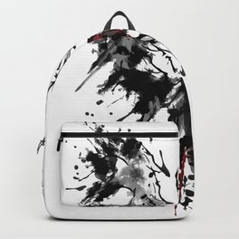 Abstract fenix Backpack