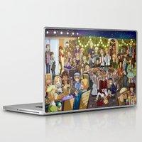 hetalia Laptop & iPad Skins featuring Buon Appetito by Shop Kreama