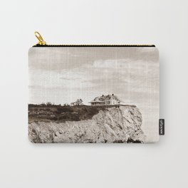 Big House on the Cliff Carry-All Pouch