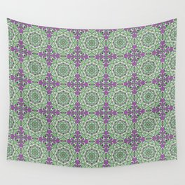 Mystery Machine Wall Tapestry