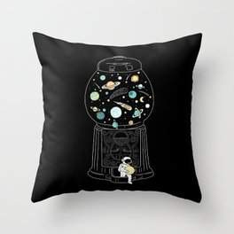 My Childhood Universe 2 Throw Pillow
