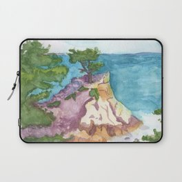 The Lone Cypress of Monterey Laptop Sleeve