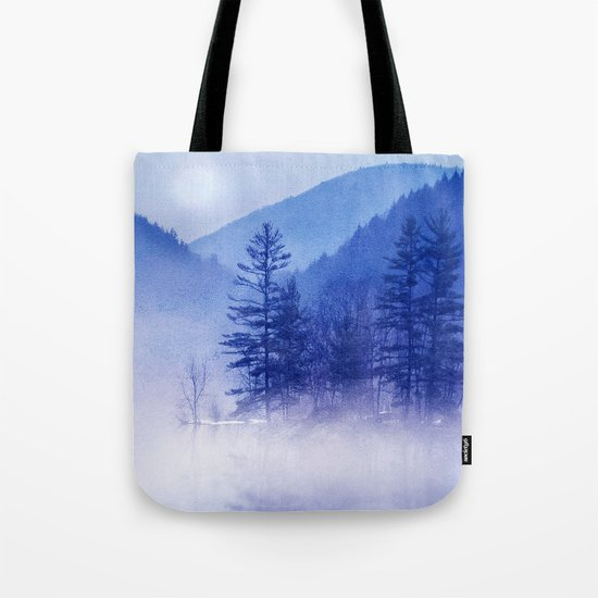 mystic sunrise II Tote Bag