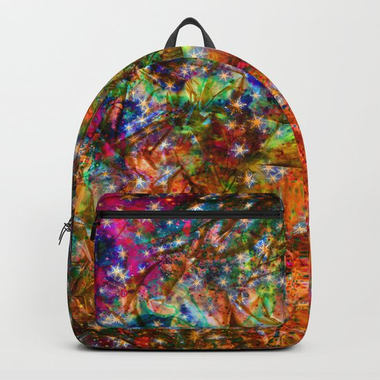 gift wrapping paper Backpack