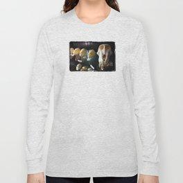 baboon bones Long Sleeve T-shirt