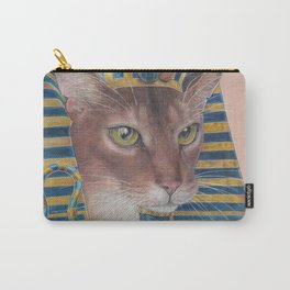 Egyptian Cat Carry-All Pouch