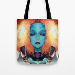 My fire will always burn bright Tote Bag