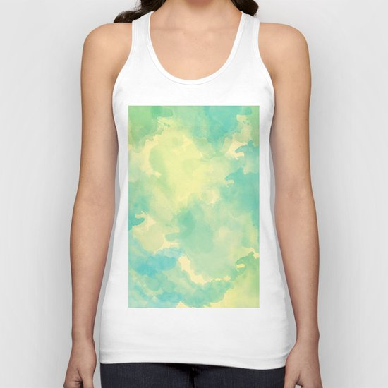 Abstract 42 Unisex Tank Top