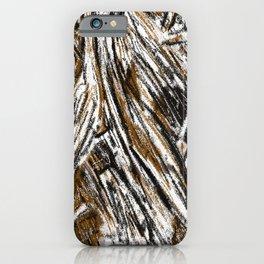Matt Texture 2 Back To Earth iPhone Case