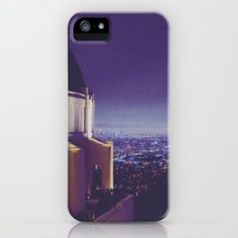 Observing the City iPhone Case