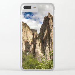 Black Canyon of the Gunnison Clear iPhone Case