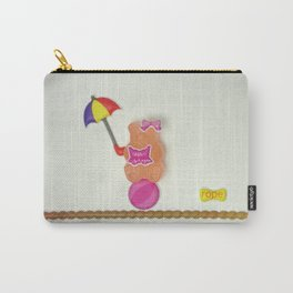 Sally on the tightrope Carry-All Pouch