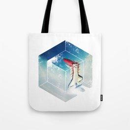 Into the Fourth Dimension Tote Bag