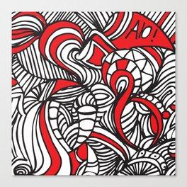 Alo Canvas Print